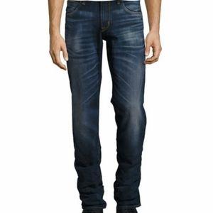 Hudson Blake Slim Straight Jean